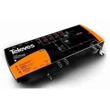 Central amplificacion DTKom CATV 1e/1s 451202 Televes