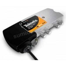Amplificador 534602 Televes Microkom retorno modular
