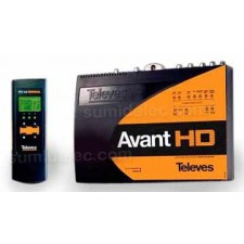 Amplificador programable 5328 Televes serie Avant 7e/2s