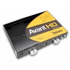Amplificador programable 10 filtros 6e/1s 5329 Televes Avant