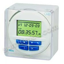 Interruptor horario digital MiniT Log ob251512 Orbis