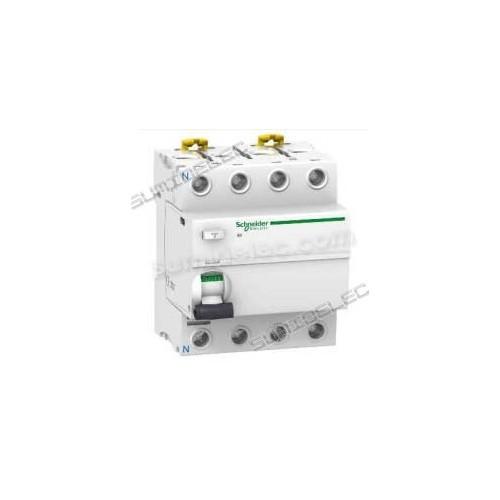 Interruptor diferencial 4 polos tipo ac 80a a9r14480 - Interruptor diferencial precio ...