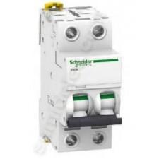 Automatico 2 polos Schneider A9F74204 iC60N 4A