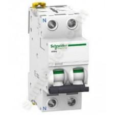 Automatico 1P+N iC60N A9F74602 Schneider 2A