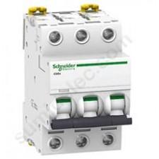 Automatico magnetotermico 3P Schneider 50A A9F79350