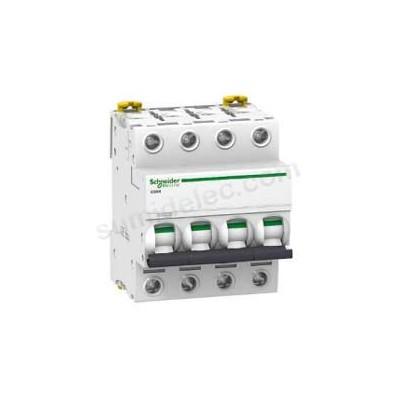 Interruptor automatico 4P 10A...