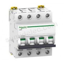 Interruptor automatico Schneider 63A A9F79463 4 polos