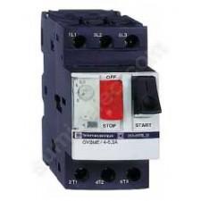Disyuntor guardamotor TeSys Schneider GV2ME02