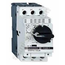 Disyuntor guardamotor giratorio TeSys Schneider GV2P02