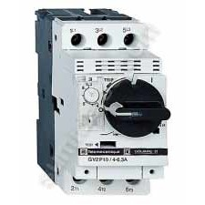 Disyuntor guardamotor giratorio Schneider GV2P03 TeSys