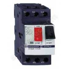 Disyuntor termico Schneider GV2ME04 control potencia