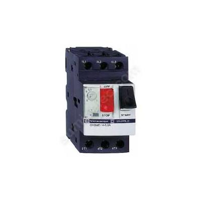 Disyuntor termico Schneider GV2ME04...