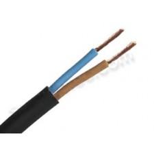 Manguera cable 2x6 RVK flexible 1000v color negro