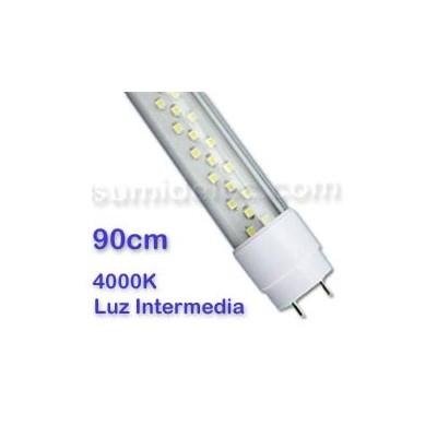Tubo led 90cm luz intermedia t8 precio - Fluorescente led precio ...