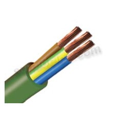 Manguera libre halógenos cable flexible 3x10 RZ1-K 1Kv
