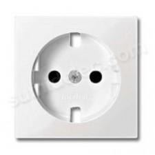 Tapa enchufe schucko blanco Elegance MTN2330-0319