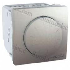 Interruptor U3.511.30 conmutador regulador giratorio aluminio