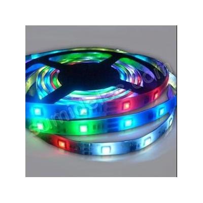 Tira de LED Epistar RGB 12v chip smd...