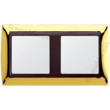 Marco oro 2 elementos 82824-66 Simon gama grafito
