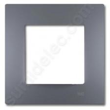 Marco gris piedra 1 elemento 23001-GP Serie Viva BJC