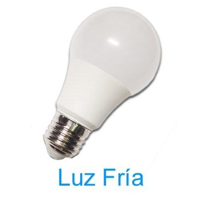 Bombilla E27 de LED standard 10W luz fría