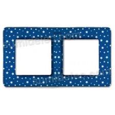 Marco estrellas azul índigo 2 elementos Simon82 Detail Imagine