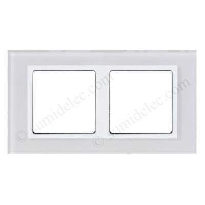 Marco cristal blanco 2 elementos simon nature 82627 30 precio - Simon nature 82 ...