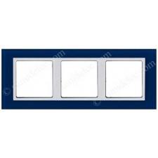 Marco cristal azul 3 elementos Simon serie 82 82637-64