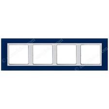 Marco cristal azul 4 ventanas Simon nature 82 82647-64