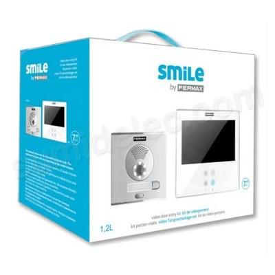 Videoportero Fermax Smile kit 5071 digital táctil VDS color