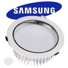 Downlight de LED Samsung 25W luz Intermedia 2220lm