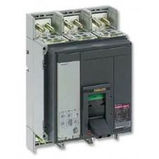 Interruptor automático Schneider Compact NS800N 4P 33469 caja modulada