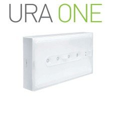 Luz de emergencia LED URA ONE 350 lúmenes P/NP