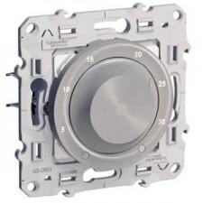 Termostato ambiente electronico s530501 odace schneider plata