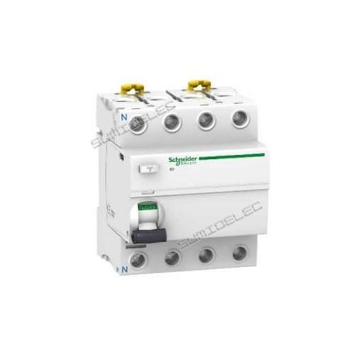 Diferencial superinmunizado schneider a9r81440 4p 40a 30ma for Diferencial rearmable schneider