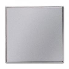 Tecla interruptor conmutador 8501 pl plata niessen sky