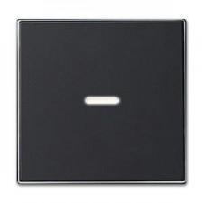 Tecla interruptor con visor 8501.3 negro soft niessen sky