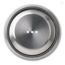 Tecla interruptor con visor 8601.3 cr cromo niessen skymoon