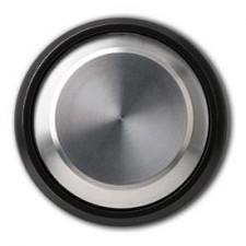 Tecla interruptor conmutador 8601 cn cristal negro sky niessen