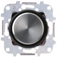 Regulador universal giratorio 8660 cn cristal negro skymoon niessen