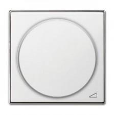 Tapa regulador electronico giratorio 8560.2 bl blanco soft niessen sky