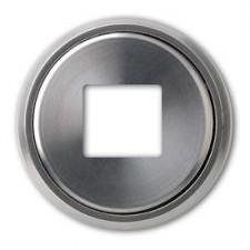 Tapa cargador USB 8685 cr cromo skymoon niessen