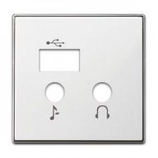 Tapa modulo USB bluetooth 8568.3 bl blanco niessen sky