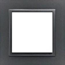 Marco simple mecanismos Efapel 90910t ss Logus 90 animato gris