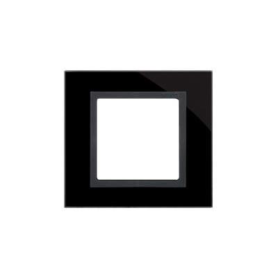 Marco cristal negro 1 elemento 82817-32 Simon 82 Nature