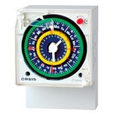 Interruptor horario analógico Orbis CRONO QRS ob051023