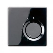 Termostato sólo calefacción Jung TR LS 236 sw Negro