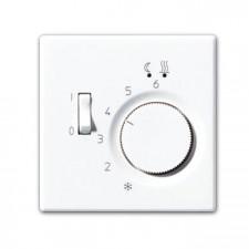 Termostato sólo calefacción Jung FTR LS 231 ww blanco alpino