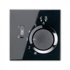 Termostato sólo calefacción Jung FTR LS 231 sw Negro