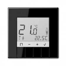 Termostato estandar display Jung TR D LS 231 SW